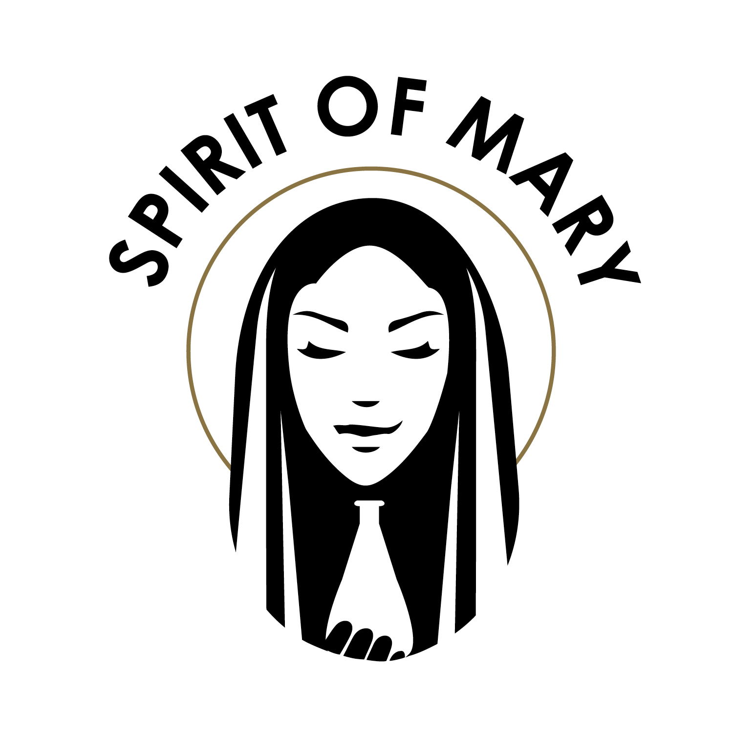 Logo Spirit of Mary 1500x1500 px